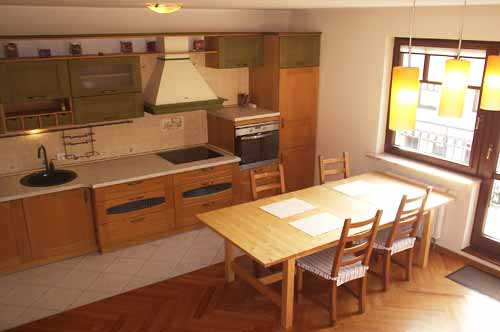 Apartament z garażem do wynajęcia w Sopocie nad morzem   -> Kuchnia Polowa Wynajem Gdansk